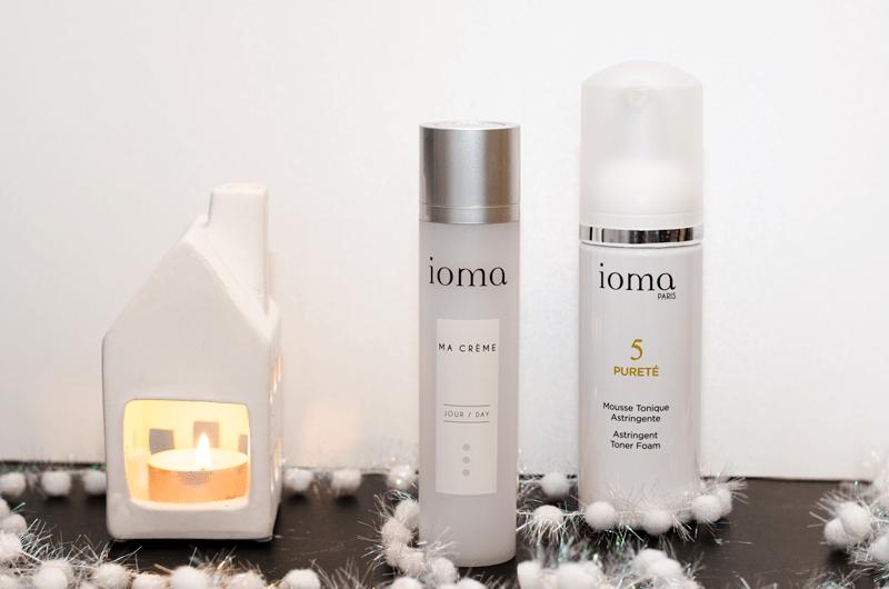 ioma cosmétique personnalisée