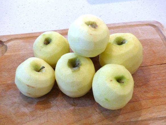 croustade aux pommes ultra légère