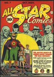 All Star Comics 7 (novembre 1941)