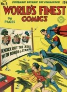 World's Finest 9 (mars 1943)