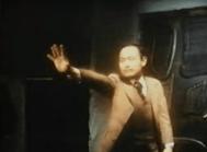 Wong contre Morgan. Image extraite de Docteur Strange