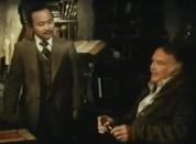 Wong et l'Ancien. Image extraite de Docteur Strange