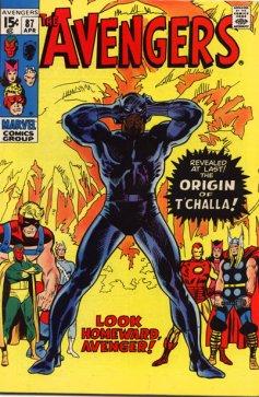 Avengers 87 (avril 1971)