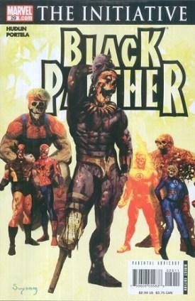 Black Panther 29 (août 2007)