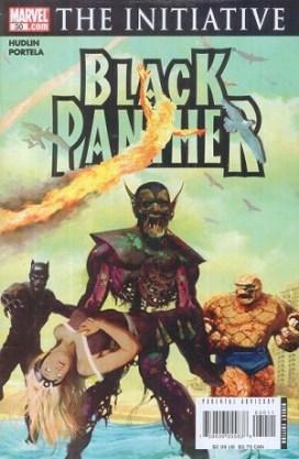 Black Panther 30 (septembre 2007)
