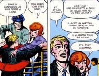 Cases extraites de Journey into Mystery 84 (septembre 1962)