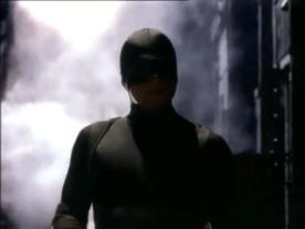 Daredevil. Image extraite de Le procès de l'incroyable Hulk.