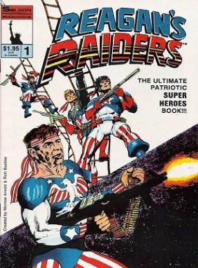 Reagan's Raiders 1 (octobre 1986)