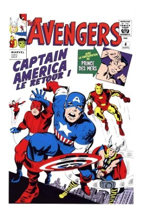 Avengers 4 (mars 1964)