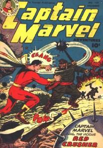 Captain Marvel Adventures 139 (décembre 1952)