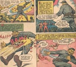 Cases extraites de Marvel Family 81 (mars 1953) (1)