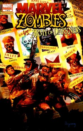 Marvel Zombies Vs. Army of Darkness 1 (mai 2007) (3)