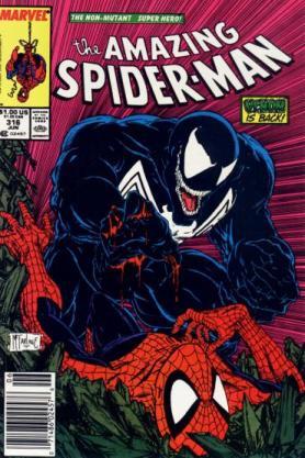 The Amazing Spider-Man 316 (juin 1989)
