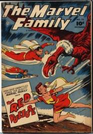 The Marvel Family 78 (décembre 1952)