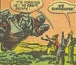 Case extraite de The Marvel Family 85 (juillet 1953)