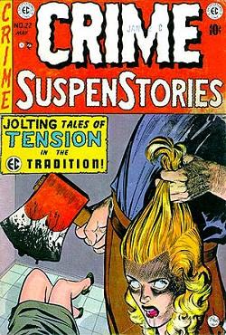 Crime Suspenstories 22 (avril 1954)