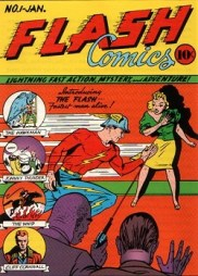 Flash Comics 1 (janvier 1940)