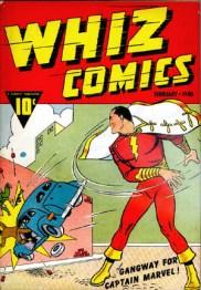 Whiz Comics 2 (février 1940)