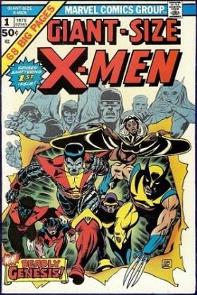 Giant-Size X-Men 1 (mai 1975)