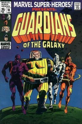 Marvel Super-Heroes 18 (janvier 1969)