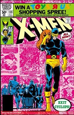 X-Men 138 (octobre 1980)