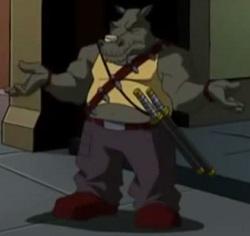 Gen. Image extraite de Tortues ninja (2003)