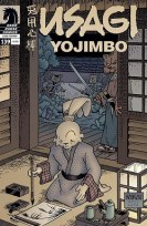 L'écriture. Usagi Yojimbo 139 (août 2011)