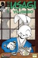 Le repas. Usagi Yojimbo 143 (janvier 2012)