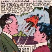 Case extraite de World's finest 153 (novembre 1965)