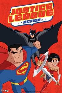 Justice League Action (2016)