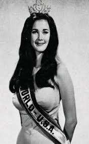 Lynda Carter, Miss World USA 1972