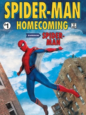 Spider-Man Homecoming (juillet 2017)