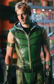 Green Arrow joué par Justin Hartley dans Smallville