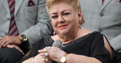 Paquita la del Barrio, la cantante que combate el machismo desde el escenario