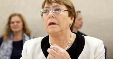 Bachelet pide formación de jueces y policías para erradicar sesgos de género