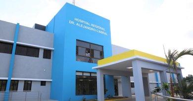 Medina inaugura well being facility Alejandro Cabral, en San Juan de la Maguana