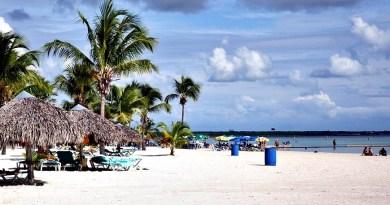 Muere ahogado niño de 4 años en el trampolín de playa de Boca Chica