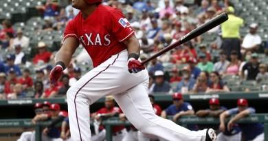 Adrián Beltré se retira luego de  21 temporadas y 3.166 hits