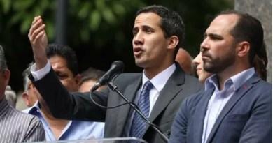 Guaidó mantiene llamado a paros; Leopoldo López se muda a la embajada de España