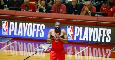 Rockets recortan distancias ante Warriors en playoffs