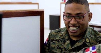 La respuesta del Ejército de RD a tuiteros que cuestionaron reclutamiento de joven con discapacidad