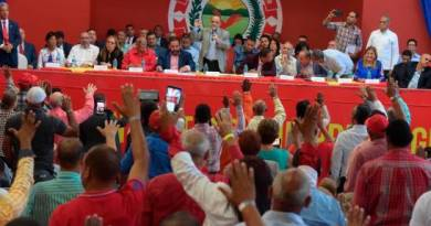 PRSC escogerá sus candidatos a cargos electivos por convención y encuestas