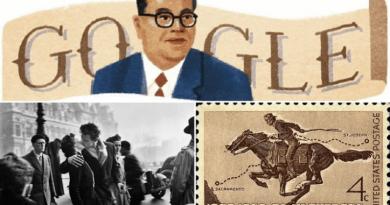 Qué ocurrió en la historia modern un 14 de abril, según los doodles de Google