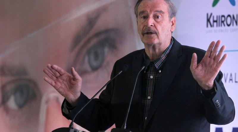 Vicente Fox: Industria médica ha arrebatado la marihuana al narcotráfico