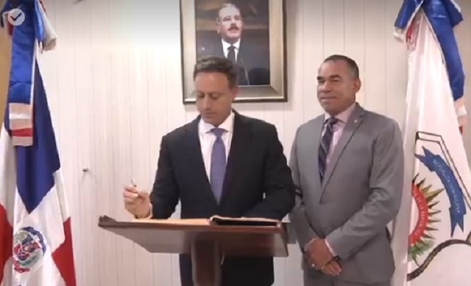Procurador Current y Director de la DNCD implementan nuevas acciones contra narcotráfico