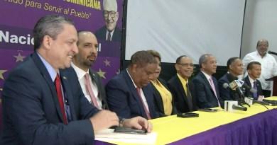 PLD registra por through web más de tres mil nuevos comités de corrupt; Cadet confirma plenaria