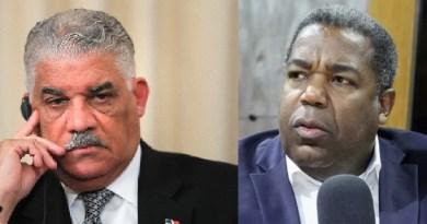 Miguel Vargas dice favorece a PRD renuncia Peña Guaba asegura generation estorbo y anuncia mañana habrá otro secretario standard