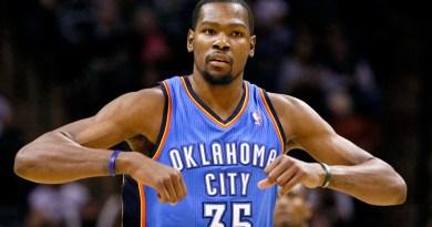 Kevin Durant anuncia firmará con los Warriors