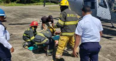 El piloto no habló de fuego sino de falla: CIAA sobre accidente de helicóptero de Medrano