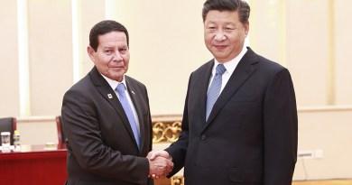 China dice Brasil es un socio importante